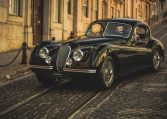 Jaguar XK 120 FHC classic car for sale venda clássico